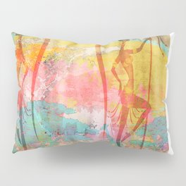 African Beauties Pillow Sham