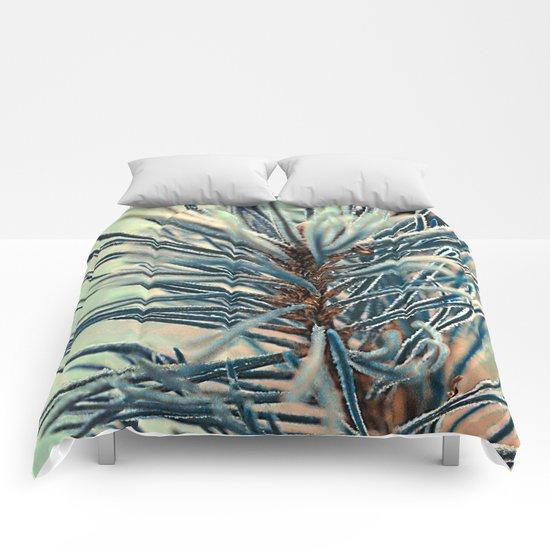 Pine. Comforters