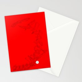 Tu independencia Stationery Cards