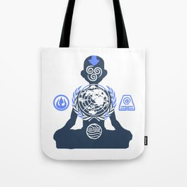 United Nations of the Earth Kingdom Tote Bag
