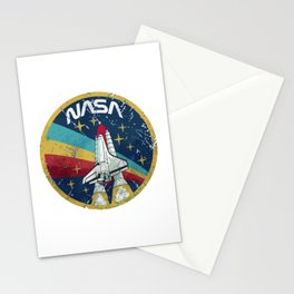 Nasa Vintage Stationery Cards