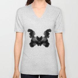 Rorschach v.1 Unisex V-Neck