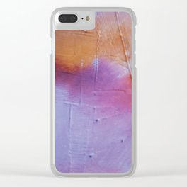 Snapshot Series #1: art through the lens of a disposable camera by Alyssa Hamilton Art Clear iPhone Case