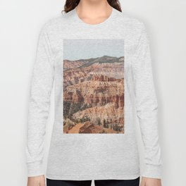 Cedar Breaks National Monument National Park In Utah Photo | Travel Photography Long Sleeve T-shirt