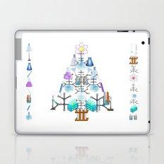 Oh Chemistry, Oh Chemist Tree Laptop & iPad Skin
