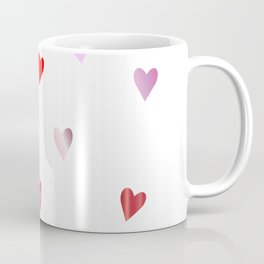 Hearts of Love for All Coffee Mug