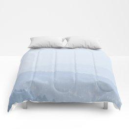 Atmospheric Snow Comforters