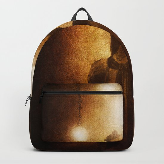 Lady of the Light Backpack