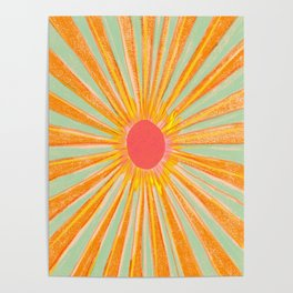 Sun In The Sky 2 Poster