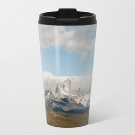 Iconic Towers of Patagonia Travel Mug