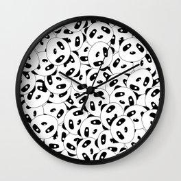 Pandas x 9999 Wall Clock