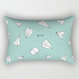 SO FLY. Rectangular Pillow