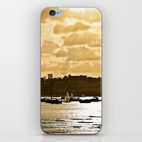 the shining iPhone & iPod Skins featuring Shining by JJ Images