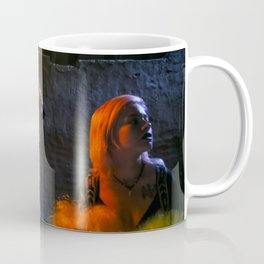 Echoes of the Ongoing Riot Coffee Mug