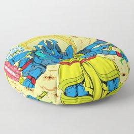 Trailokyavijaya Floor Pillow