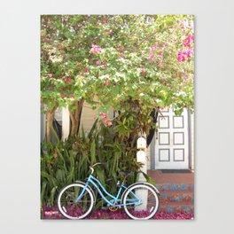 Colors of Key West Canvas Print