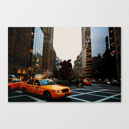NYC Streets II  Canvas Print