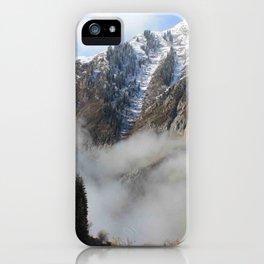 Alatau mountain iPhone Case