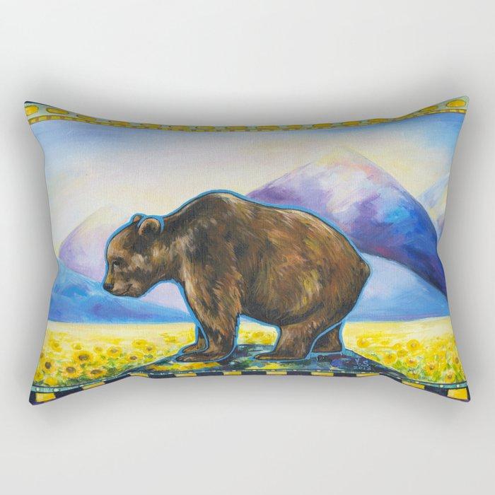 Sapient Rectangular Pillow