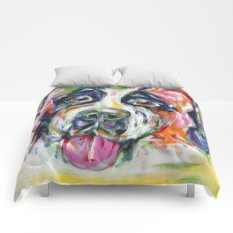 CAYLEE the ST. BERNARD Comforters