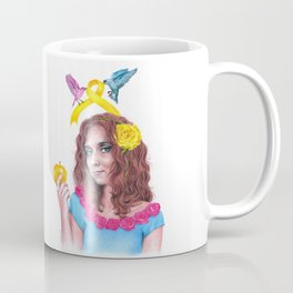 Snow White II | Endometriosis awareness Coffee Mug