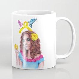 Snow White II | Endometriosis awareness Coffee Mug