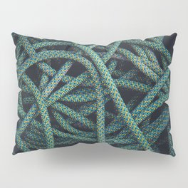 CLIMBING ROPE TEXTURE Pillow Sham