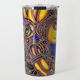 Metallic Duo Travel Mug