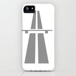 KRAFTWERK Autobahn iPhone Case