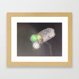 Basketballllllllllll Framed Art Print