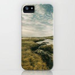 Dune Landscape iPhone Case