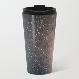 Halley's Comet and the Milky Way Travel Mug