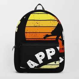 Happy Wife Happy Life Gift Backpack