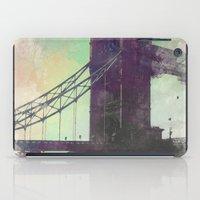 bridge iPad Cases featuring Bridge by Nechifor Ionut
