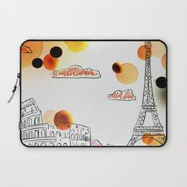 Sketch travel Laptop Sleeve