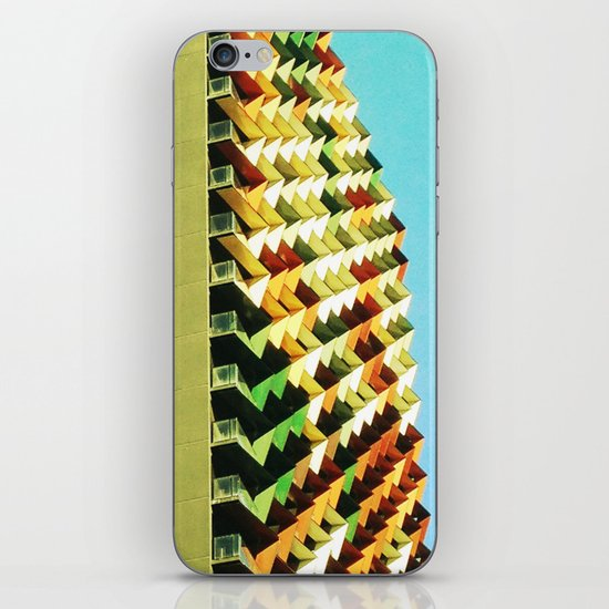Build it Up iPhone Skin