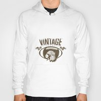 sports Hoodies featuring Vintage sports by Tshirt-Factory