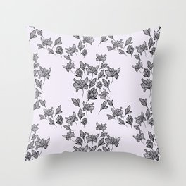 If I had one wish, you'd stay forever Throw Pillow