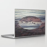 circle Laptop & iPad Skins featuring CIRCLE by Julia Yusupov
