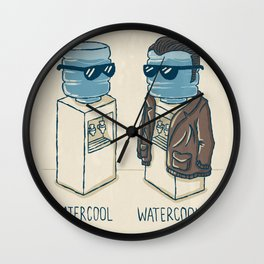 Watercool Wall Clock