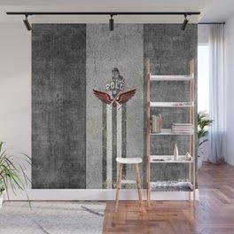 poloplayer grey Wall Mural