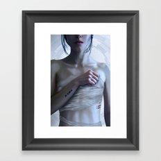 uSb Framed Art Print