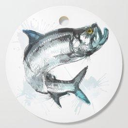 Tarpon Fish Cutting Board