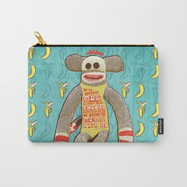 Bring the Monkey Carry-All Pouch