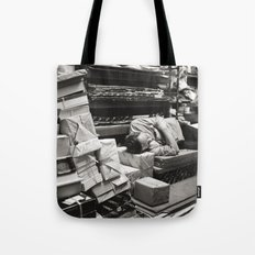 Hong Kong #31 Tote Bag