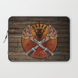 Borderlands Psycho Buzz Axe Laptop Sleeve