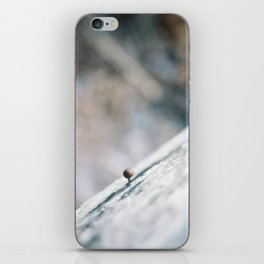 Forest Finds - I iPhone Skin