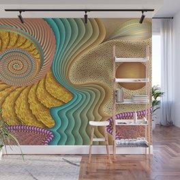 She Sells Seashells Wall Mural
