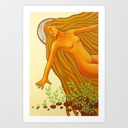 Creation Art Print