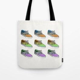 Sneakers II Tote Bag